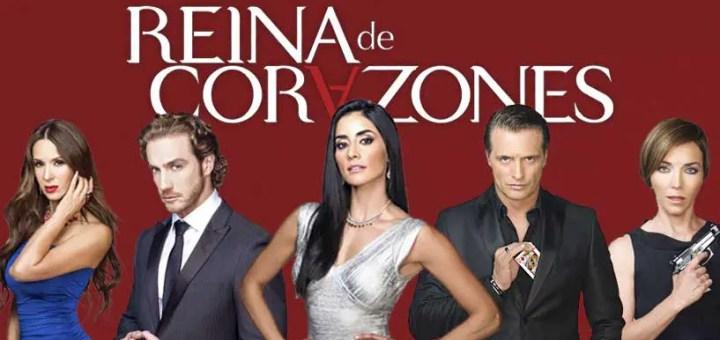reina de corazones telenovela telemundo