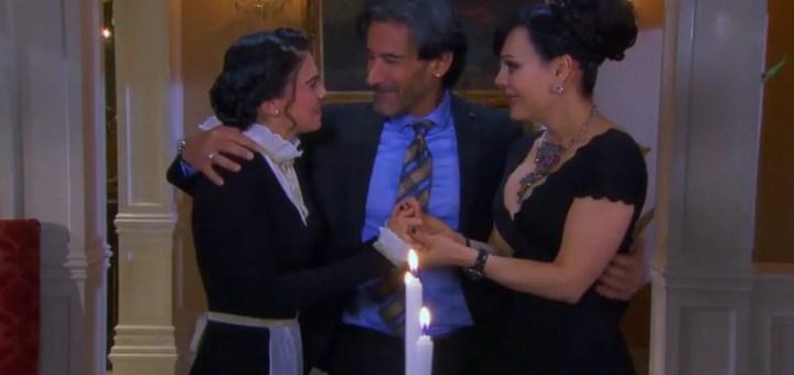 muchacha italiana viene a casarse fiorella con julieta y santino marco di mauro livia brito maribel guardia 96