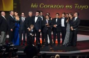premios tvynovelas 2015 mi corazon es tuyo ganadora