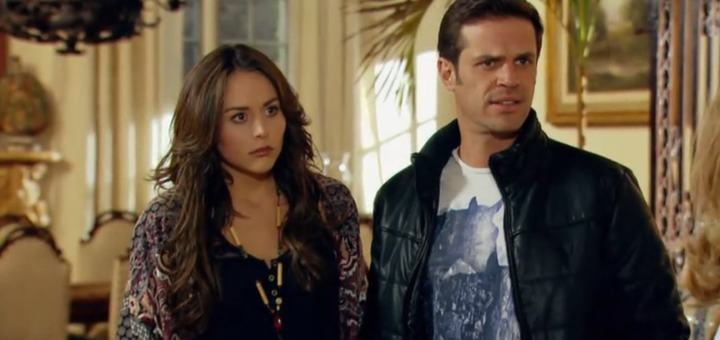 Mark Tacher Y Zuria Vega