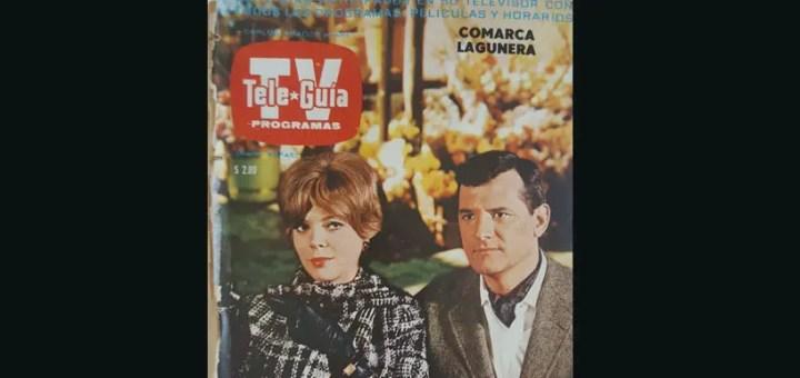 Revista Tele Guía 26 de febrero de 1968
