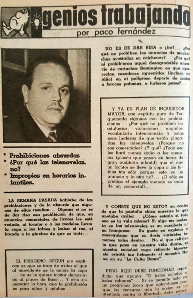 Revista Tele Guía 23 de enero de 1969 - Parte 8/8