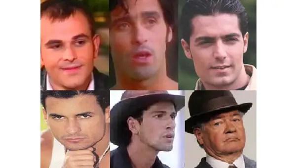 yo amo a paquita gallego actores