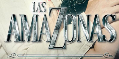 las amazonas logo telenovela 2016 televisa