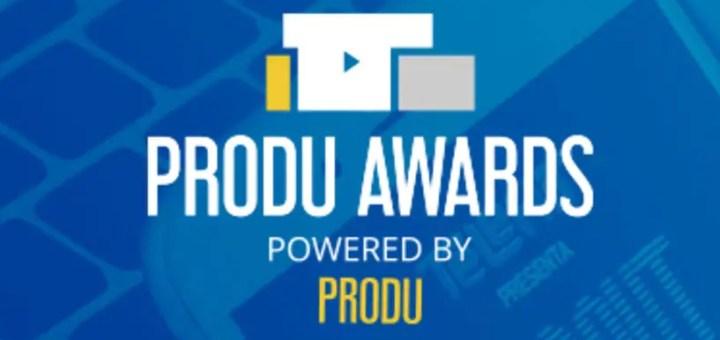 produ awards 2017 finalistas ternas categorias television