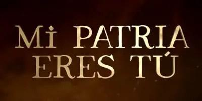 Mi Patria Eres Tú (Vatanım Sensin). Crítica de la semana de estreno
