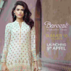 Bareeze Embroidered Classics Eid Collection 2017 With Prices, Catalog