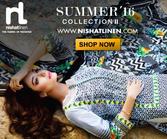 Nishat Linen Summer Collection II 2016