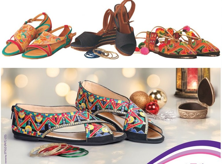 Stylo Shoes Eid Collection 2016 New Festive Eid