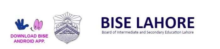 BISE Lahore Board 10th Class Result 2016