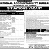 Pakistan National Accountability Bureau BS 16 And 17 Jobs 2016 Asst Director