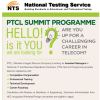 PTCL Summit Program NTS Test Result 2017 Form Submission Details Page