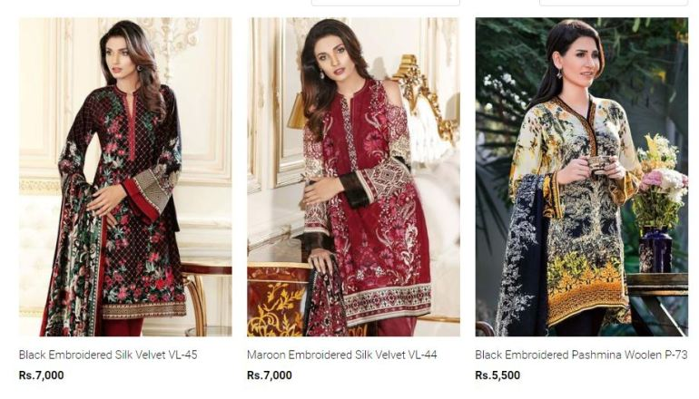 price-range-for-gul-ahmed-winter-collection