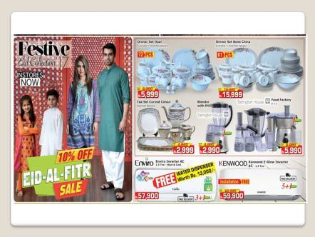 Metro Cash And Carry Lahore Eid Offer This Year 2017