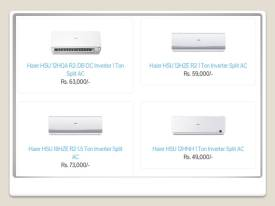 DC Inverter AC Price In Pakistan 2017, Gree, Haier, Mitsubishi, 1.5 Ton, 2 Ton