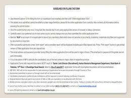 Statistical Officers Training Scheme SOTS 2017 Apply Online Form Download