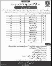 Islamabad Capital Territory Police CTF Jobs 2017 Naib Qasid Apply Online Test Paper Pattern