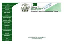 Intermediate Result 2017 Karachi Board Pre Medical Part 1, 2 Get Here