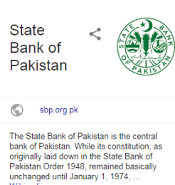 State Bank Of Pakistan SBP OG2 Test Pattern, Sample Paper, Preparation Online