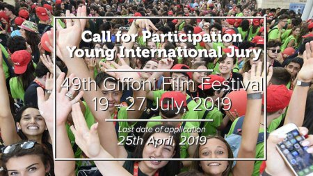 Represent Pakistan as Young Jury in Giffoni 2019 Italy
