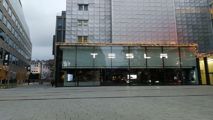 tesla headquarters