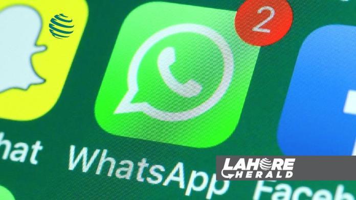 Fake Version of Whatsapp