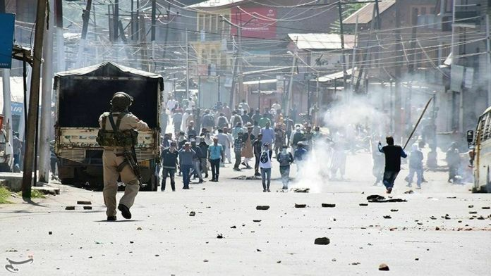 Killed in Occupied Kashmir