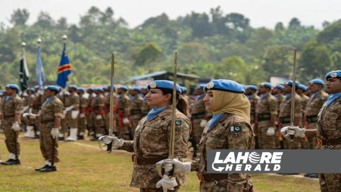 Pakistan maintains UN peacekeeping