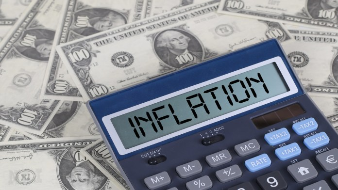 Pakistan inflation rate in 2021