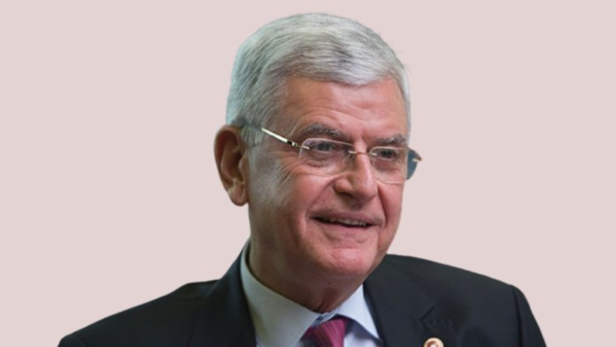 UNGA President Volkan Bozkir