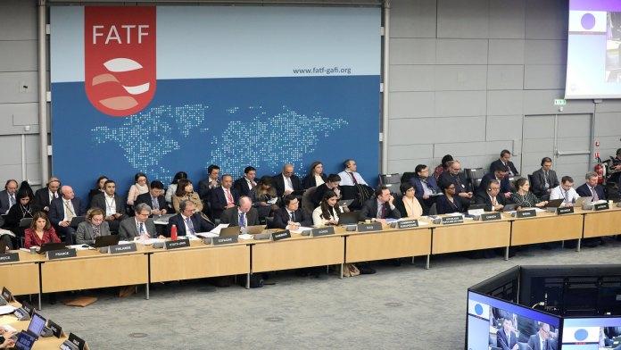 Pakistan's ranking on FATF in 2021