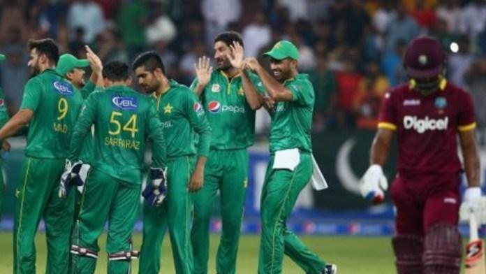 Windies, Pakistan team