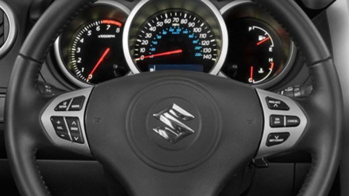 Pak Suzuki steering