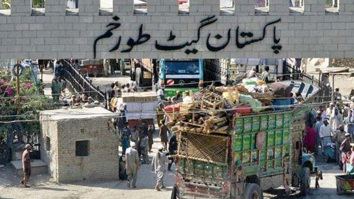 pak afghan trade