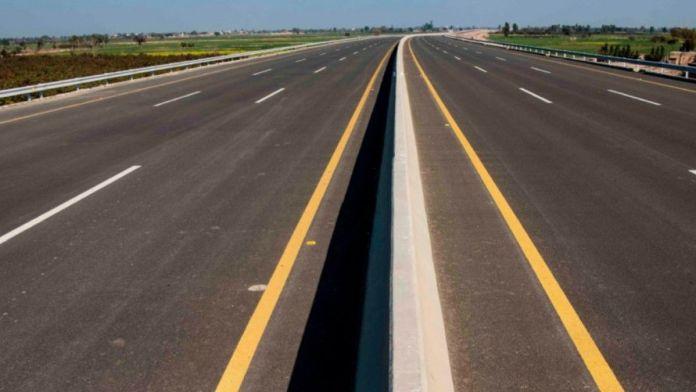Lahore-Gujranwala motorway