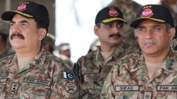 Lt Gen (r) Ishfaq Nadeem