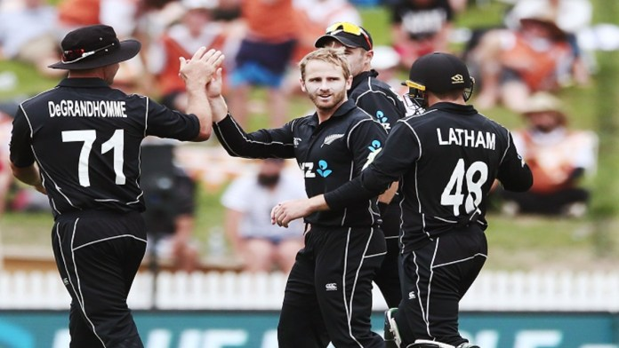 NZ Cricket Team