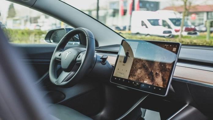 full self driving beta software