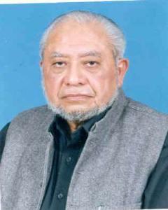Prof. Khurshid Ahmad