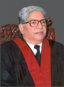Justice(R) Zahid Hussain Shah