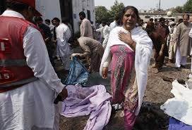 peshawar blast in church 8