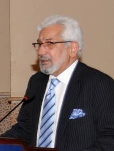 Malik Zubair Ahmed, President FPCCI