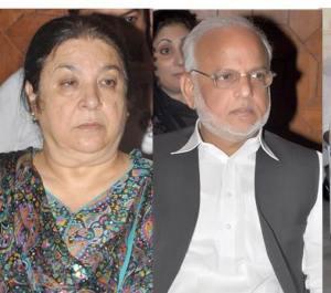 Ijaz Ch,Dr.Yasmeen Rashid