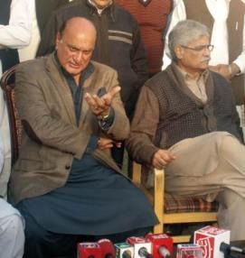 Raja Basharat and Ch Zaheer