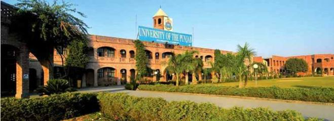 Punjab University admission schedule of LLB annual exam 2019
