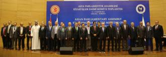 Pakistani Senate delegation participate in Asia Parliamentary Assembly meeting1