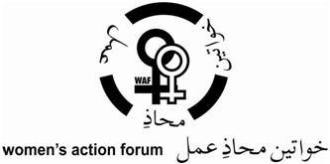 Woman Action forum