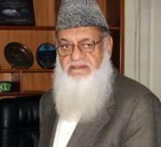 Chairman PHDA Justice Khalil-ur-Rehman Khan