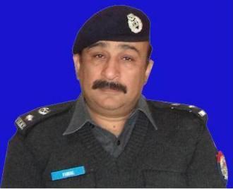 DPO Khushab Faisal Gulzar
