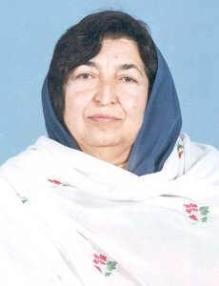Dr. Noor Jehan Panezai